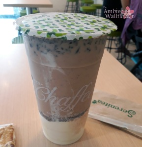 Serenitea Cookies and Cream Ice Cream Milk Tea