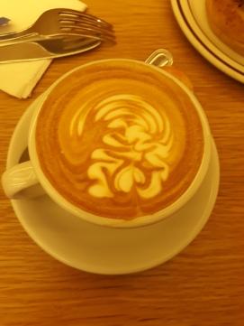 Cafe Latte Tiong Bahru