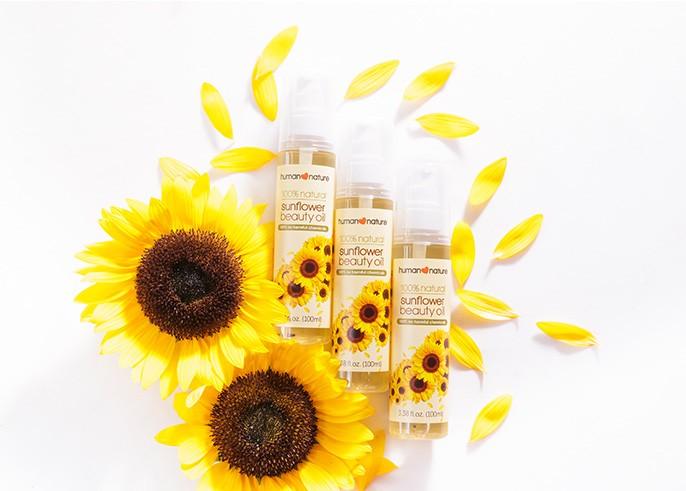 Human Heart Nature Sunflower oil