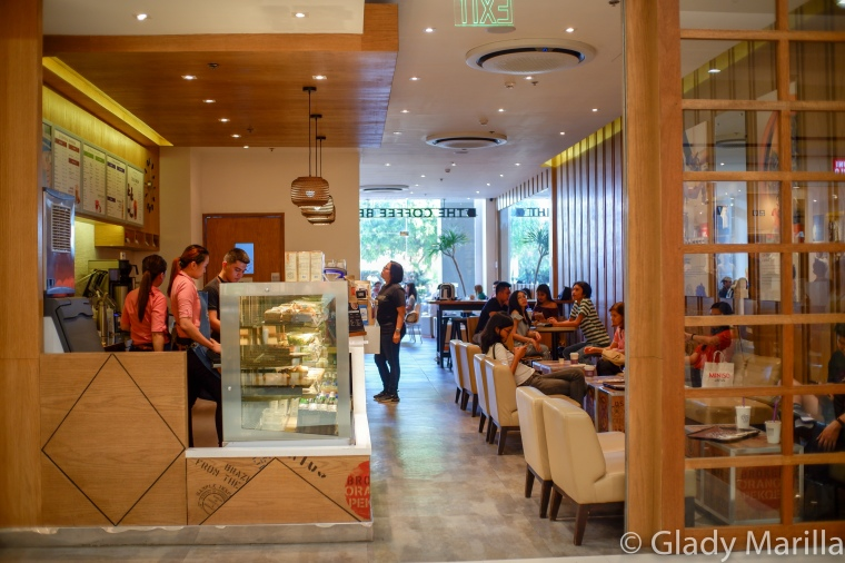 Coffee Bean and Tea Leaf SM Pampanga